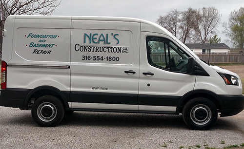 Neals-Construction-van